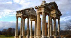 Afrodisias, Patrimonio de la Humanidad por la UNESCO.