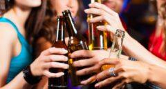 Los europeos lideran el consumo mundial de alcohol.