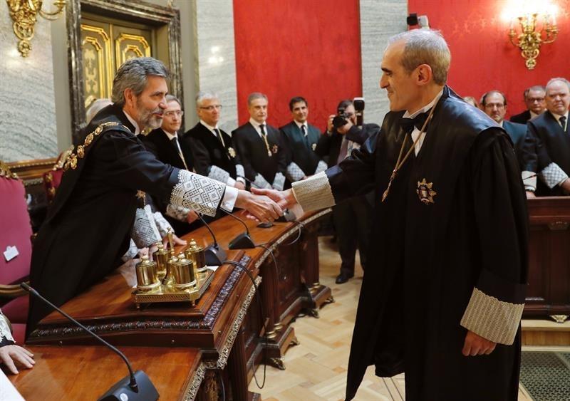 Alejandro Luzón ha decidido mantener a los fiscales del 3% frente al criterio que había mantenido su antecesor.