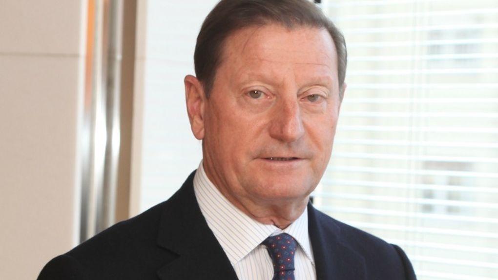 Jorge Gallardo Ballart, presidente de la farmacéutica Almirall.