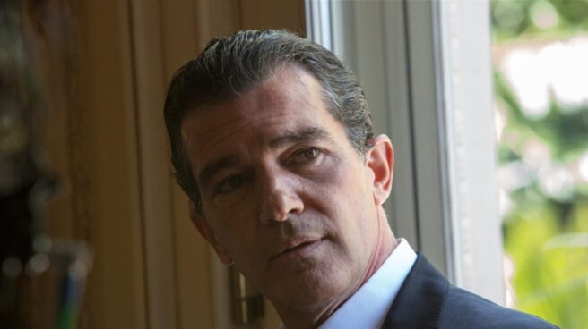 El actor Antonio Banderas, ganador del Premio Nacional de Cinematografía.