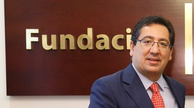Antonio Pulido, presidente de la Fundación Cajasol.