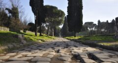 Recuperan un tramo de la calzada romana que conectaba Villajoyosa y Alicante