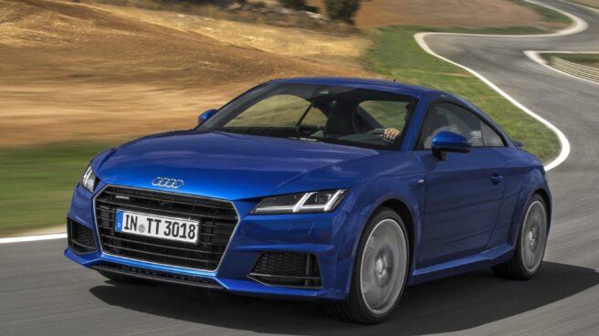 Audi TT 2.0 con motor diésel.
