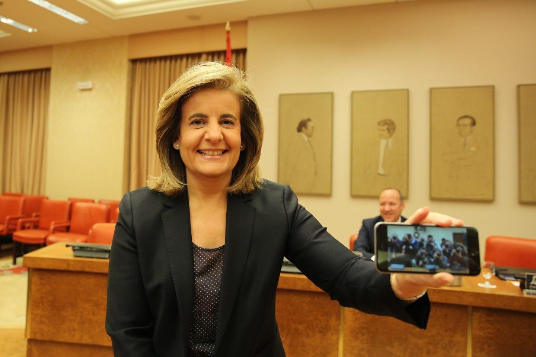 La ministra de Empleo, Fátima Báñez, tendrá una unidad de Big Data para mejorar las políticas de empleo.
