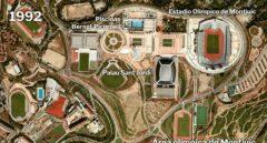Barcelona, antes y después de los Juegos Olímpicos