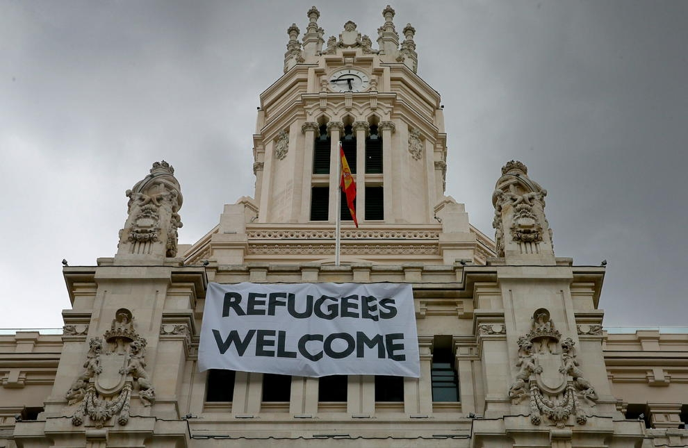 Carmena se niega a poner un cartel en homenaje a Miguel Ángel Blanco