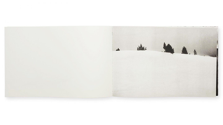 'Cuando aún nevaba', de Jesús Labandeira. Editado por La Fábrica Editorial.