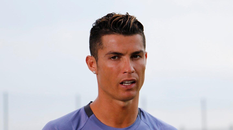Cristiano Ronaldo, en una imagen de archivo.