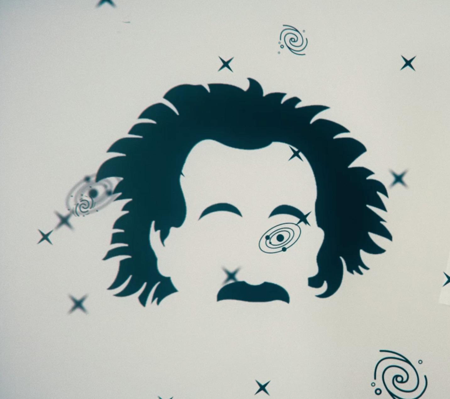 Albert Einstein y el origen del universo