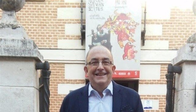 El ex diputado del PP Santiago Abascal.