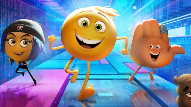 'Emoji: la película' llega a los cines.
