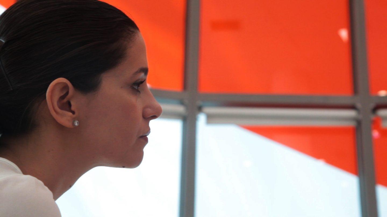La portavoz de Ciudadanos y líder de la oposición en Cataluña, Inés Arrimadas.