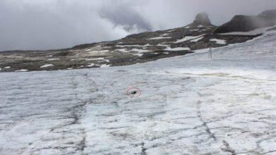 Aparecen los cuerpos de una pareja desaparecida en 1942 al derretirse un glaciar