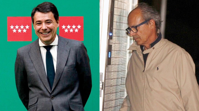 El nuevo instructor del 'caso Lezo' separa de prisión a Ignacio González y su hombre fuerte en Suramérica