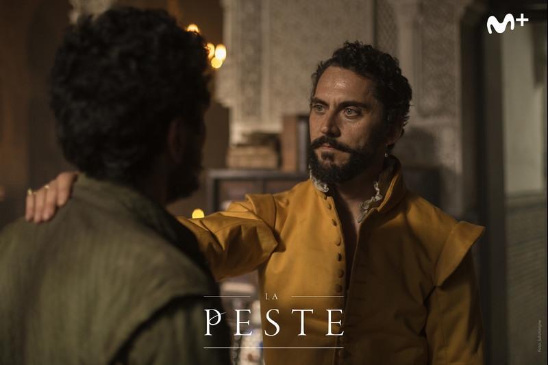 'La Peste', una de las series producidas por Telefónica.