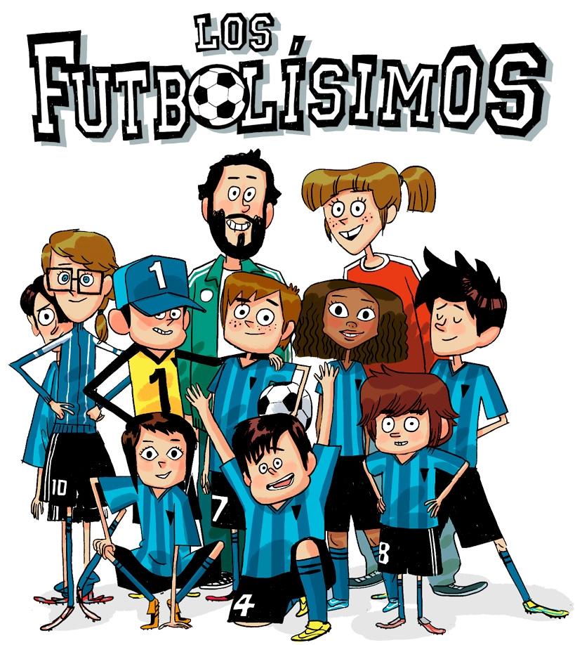 'Los futbolísimos', la película, ya ha empezado a rodarse.
