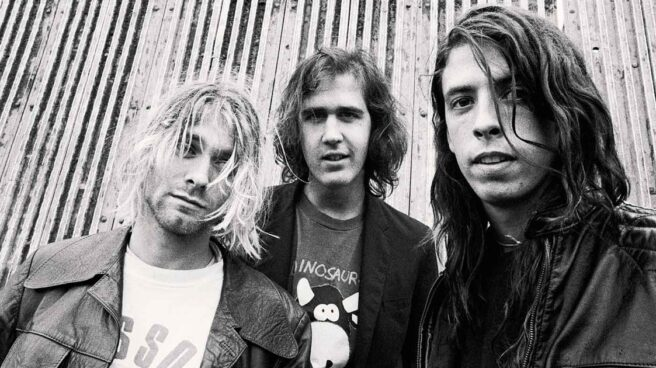 Un vídeo inédito de Nirvana sale a la luz en Youtube.