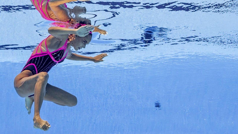 Ona Carbonell lleva ya dos medallas de plata en Hungría.