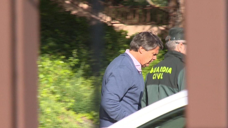 Pablo González, hermano de Ignacio González, está en prisión desde el pasado mes de abril.