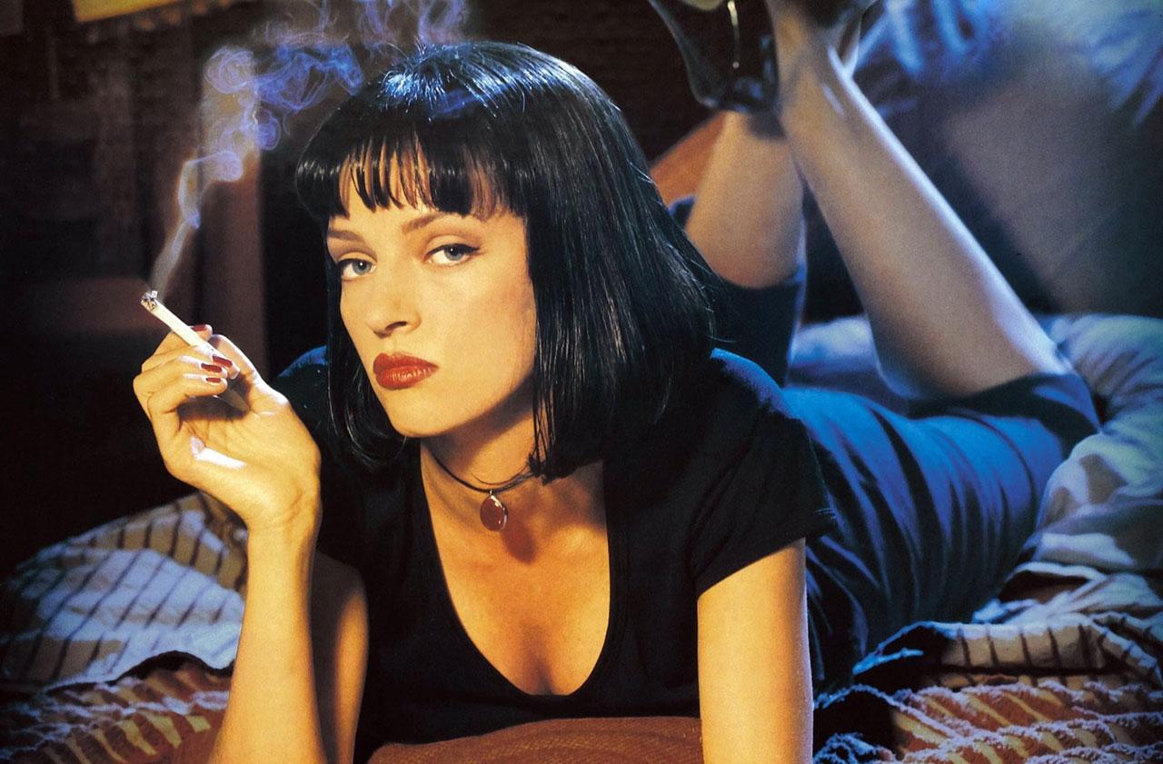 Uno de los fotogramas de 'Pulp Fiction'.
