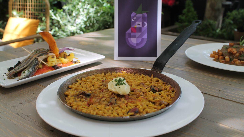Los platos de este menú que rinde tributo a Picasso están inspirados en la vida del artista malagueño.