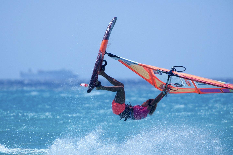 Sarah Quita Offringa de la Isla de Aruba