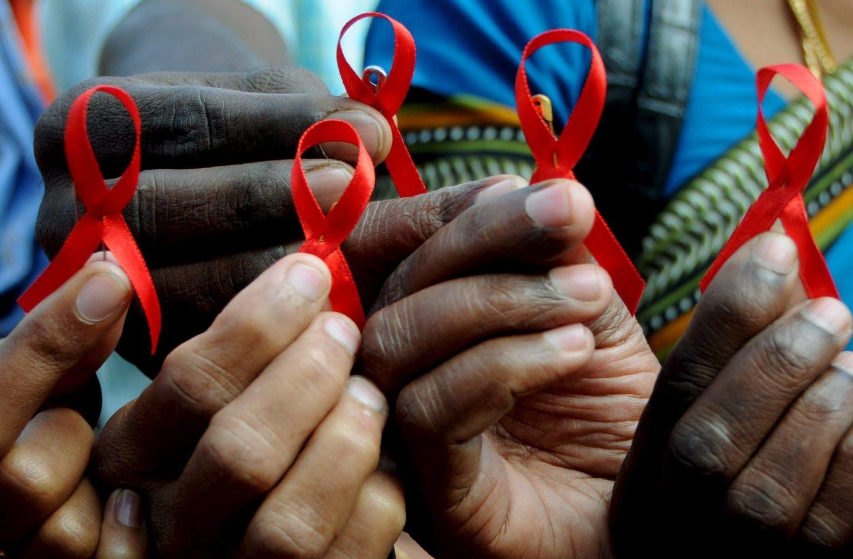 Campaña de prevención del VIH en África