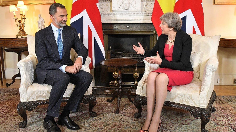 Theresa May se compromete a afianzar las relaciones con España.