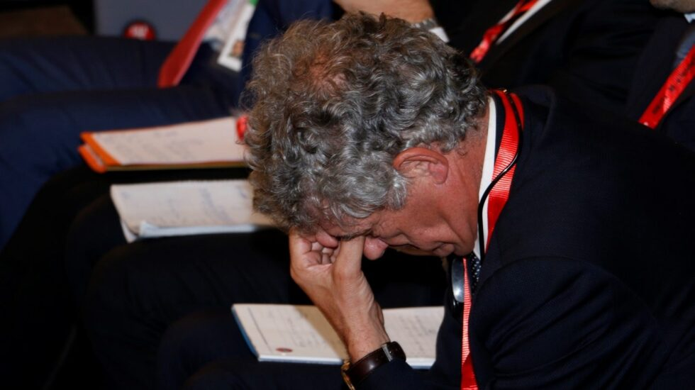 Ángel María Villar fue reelegido en mayo para un nuevo mandado al frente de la Federación Española de Fútbol