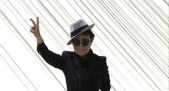 Yoko Ono apoya el referéndum de Cataluña.