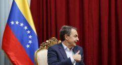 José Luis Rodríguez Zapatero, en un viaje a Venezuela, donde ha mediado para la excarcelación de Leopoldo López.