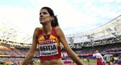 La IAAF concede a Ruth Beitia la medalla del fair play.