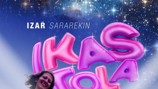 Cartel anunciador de la marcha convocada para este sábado en San Sebastián y en la que se ve a la etarra, Sara Majarenas, junto a su hija.