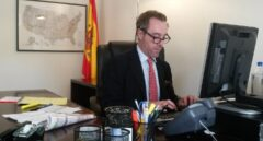 Enrique Sardá Valls, cónsul español en Washington.
