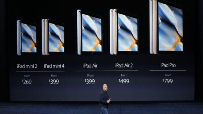 Apple resucita el iPad rebajando su precio.