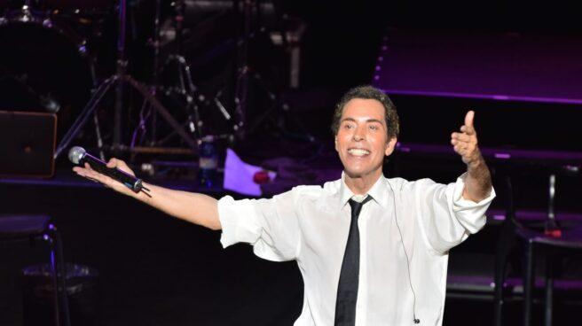 El cantante José Vélez.