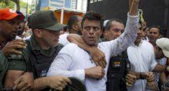 Maduro detiene de nuevo a los opositores Leopoldo López y Antonio Ledezma