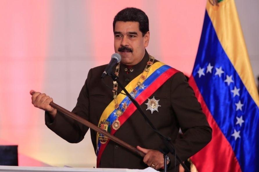 """El presidente de Estados Unidos, Donald Trump, aprueba nuevas sanciones contra la """"dictadura"""" de Nicolás Maduro en Venezuela."""