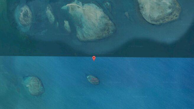 Nigger Head Reef, en Queensland (Australia).