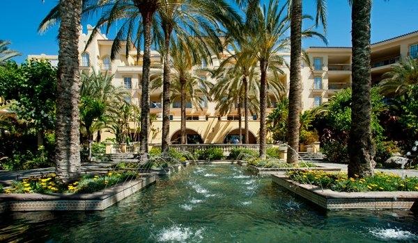 Palm Oasis, uno de los resorts de multipropiedad en Gran Canaria.
