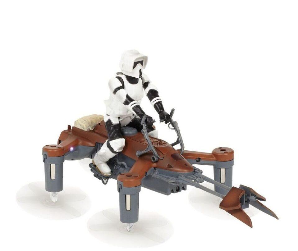 Lanzamiento mundial de drones de Star Wars