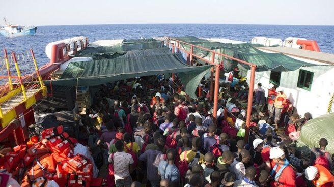 Save the Children anuncia que abandona sus operaciones en el Mediterráneo.