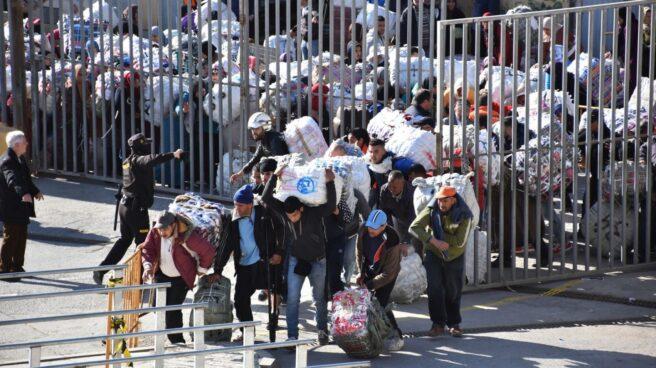 Ceuta cierra la frontera con Marruecos durante una semana.