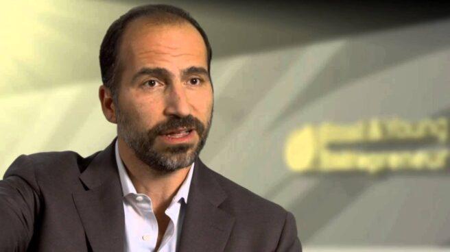 El nuevo consejero delegado de Uber, Dara Khosrowshahi, planea sacar la empresa a bolsa antes de 2021.