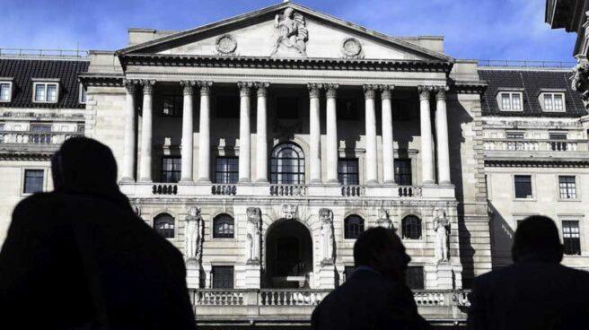 El Banco de Inglaterra reconoce que el Brexit está perjudicando a la economía