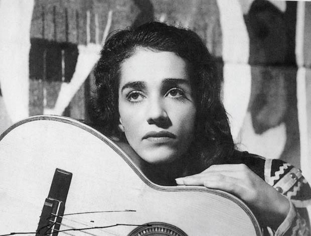 La cantante Chavela Vargas.