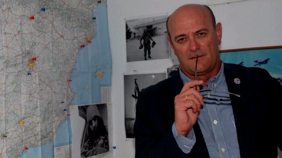El experto en terrorismo yihadista Chema Gil.