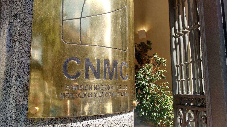 Sede de la Comisión Nacional de los Mercados y la Competencia en Madrid.