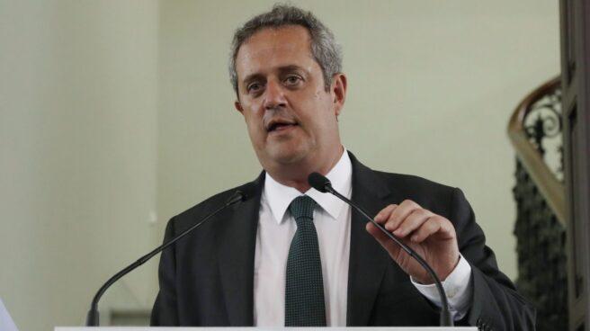 El consejero de Interior de la Generalitat, Joaquim Forn.